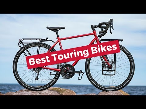 Top 9 Touring Bikes In 2019 (Cycle Travel Overload)