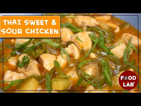 thai-sweet-and-sour-chicken-recipe-|-food-lab