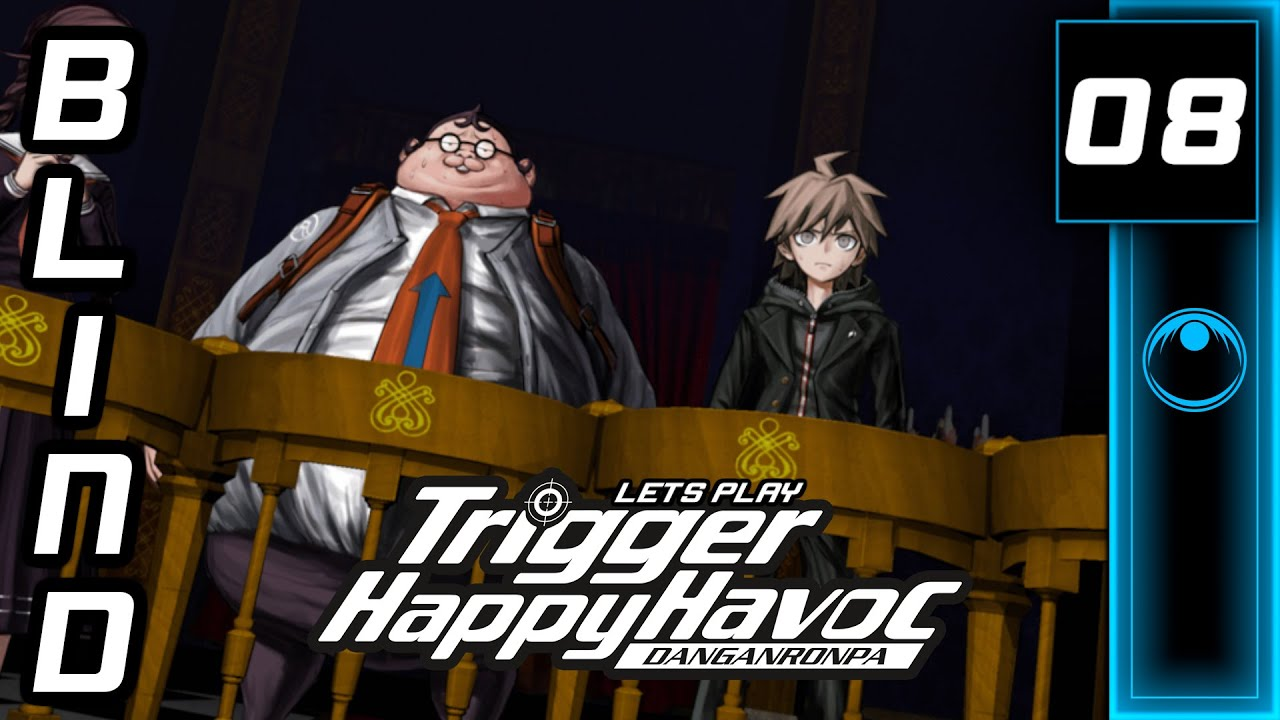 Lets Play   Danganronpa: Trigger Happy Havoc #08 - You Think You Know Someone...