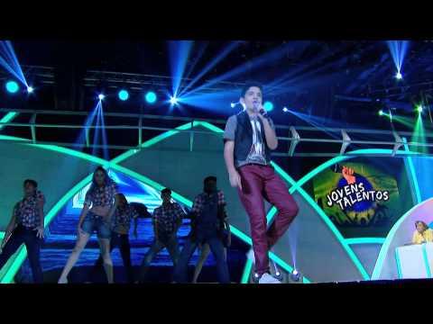 Programa Raul Gil - Natan (Say, Say, Say) - Jovens Talentos - #JT2013