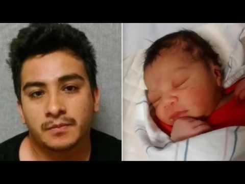 Confiesa haber violado y matado a su hija de 10 semanas