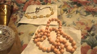 Antique and Boutique Haul Thrift Shoppe Treasures from Columbiana Ohio