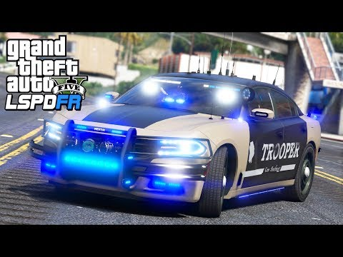 GTA 5 Mods - Local Cops HATE Me!! (LSPDFR Gameplay) thumbnail