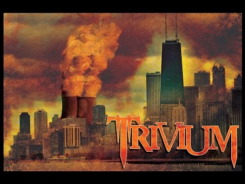 Trivium - Down from the Sky Lyrics