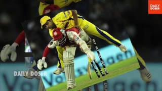 15+ Oops Moments In Cricket Matches.