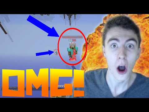 I CAN'T BELIEVE THIS HAPPENED!! ( Minecraft NEW MAPS & KITS Ranked Skywars w/ TheCampingRusher )