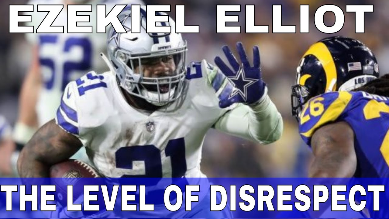 After payday, Zeke ready to go to 'next level now'