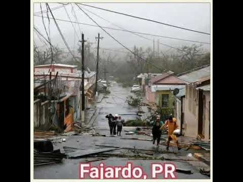 Fajardo, Puerto Rico After Hurricane Maria Did Her Worse!!! Don't Miss This Video!!