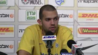 Jordan Farmar says goodbay to israel and Maccabi Tel-Aviv