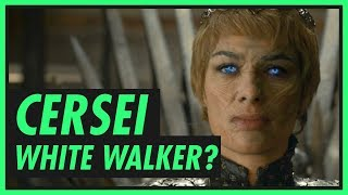 cersei white walker e zumbis de fogo   game of thrones