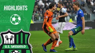 Juventus-Sassuolo 2-2 | Highlights 2019/20