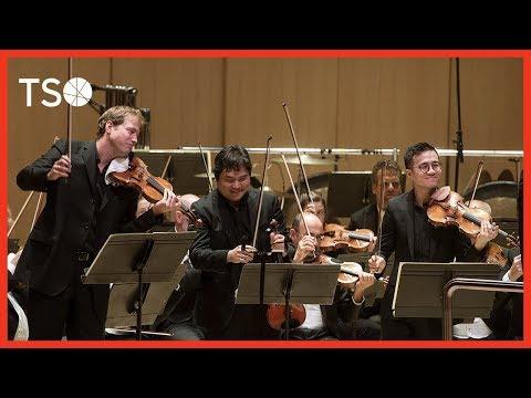 Alexina Louie: Triple Concerto / Peter Oundjian & Jonathan Crow, Yosuke Kawasaki, Andrew Wan · TSO