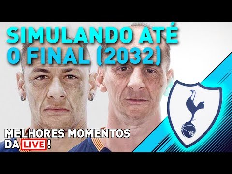 FINAL DO MODO CARREIRA (2032) - O QUE ACONTECE? | Mini Modo Carreira #8 - FIFA 18 - Tottenham