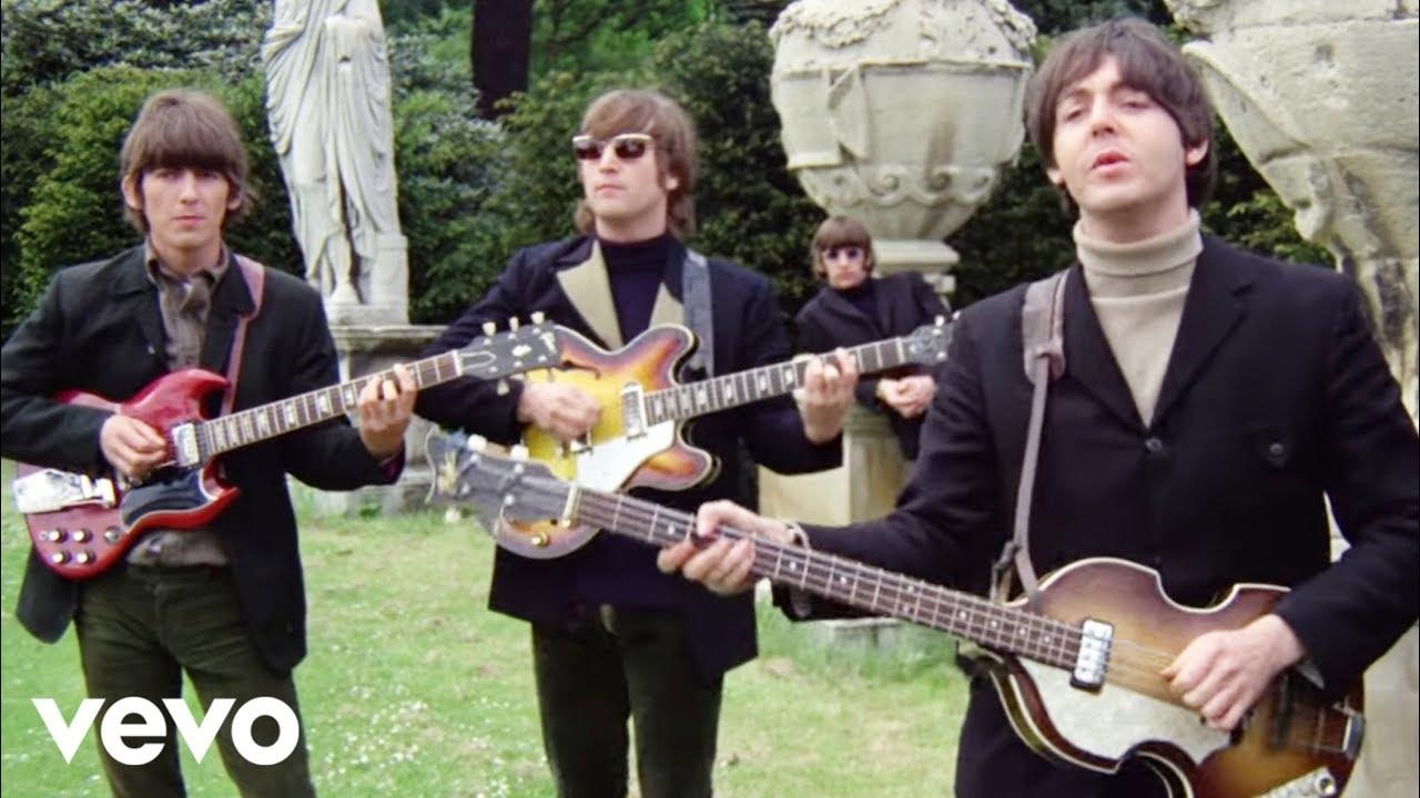 Paperback Writer – The Beatles Bible