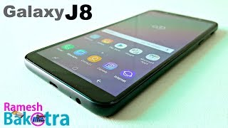 Samsung Galaxy J8 Unboxing and Full Review