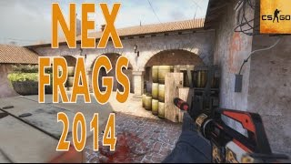 CS:GO - Nex  (Fraghighlights 2014) thumbnail