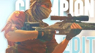 CHAMPION - TRAVIS SCOTT & NAV - CSGO BHOP EDIT