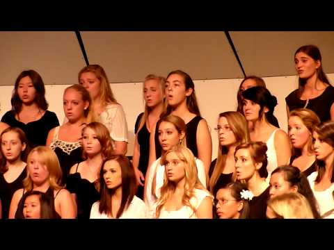 Corner of the Sky (from Pippin) performed during CHS Fall Concert Oct 2012 arr. by John Cacavas