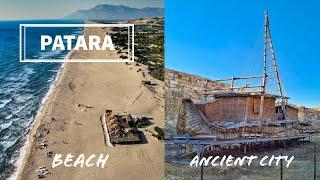 Patara Beach & Ancient City