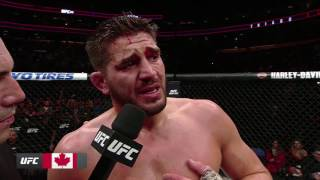 UFC 210: Patrick Cote Announces Retirement