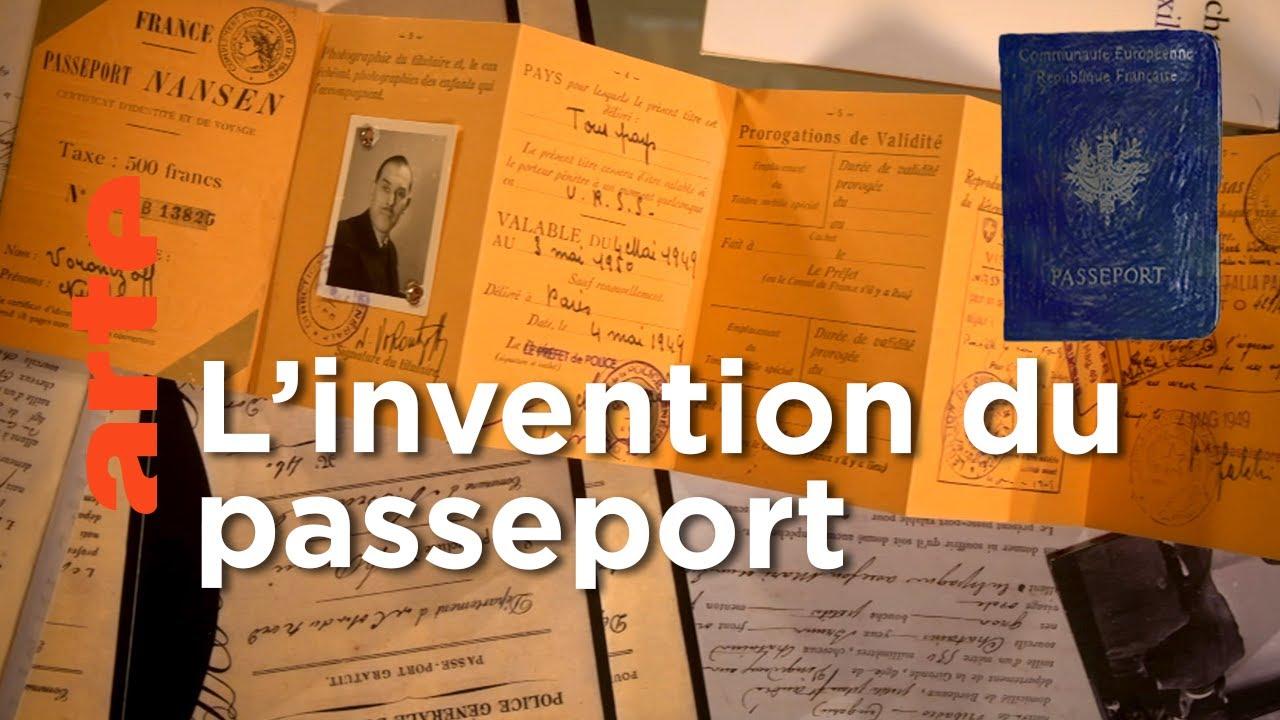 Le passeport - La frontière de papier | Faire l'histoire | ARTE