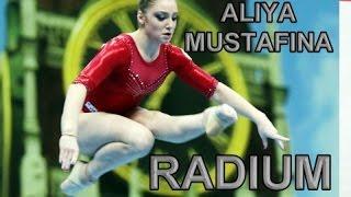 Aliya Mustafina || Radium