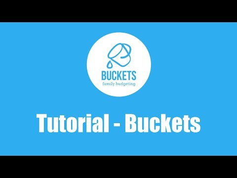 Buckets Tutorial 2: Buckets