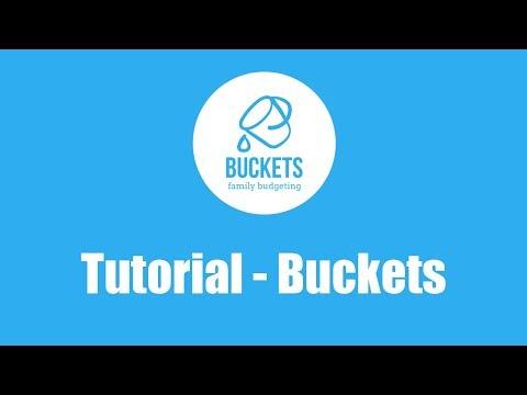 Buckets Tutorial 2: Buckets