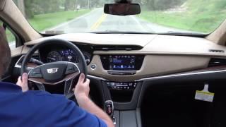 2017 Cadillac XT5 Ride Along with John Ambrozic