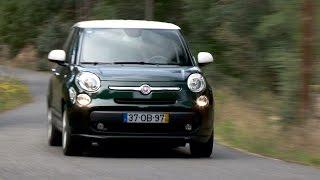 Fiat 500L Living 2014 Videos