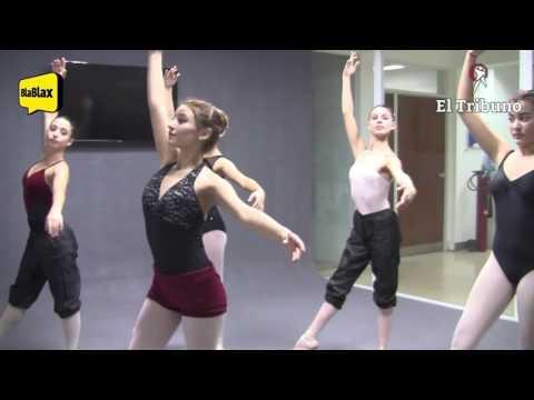 Nouveau Ballet despliega sus gráciles alas