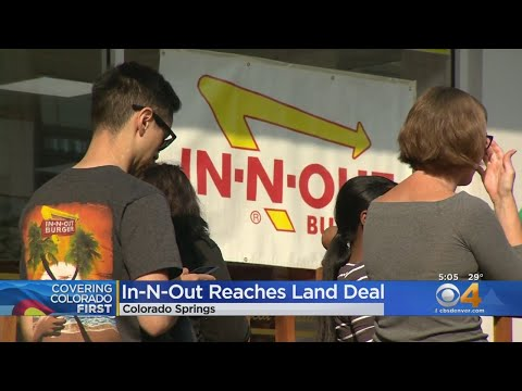 BEARDO - In-N-Out Finalizes A Land Deal In Colorado