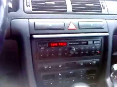 audi a6 bose sound system youtube