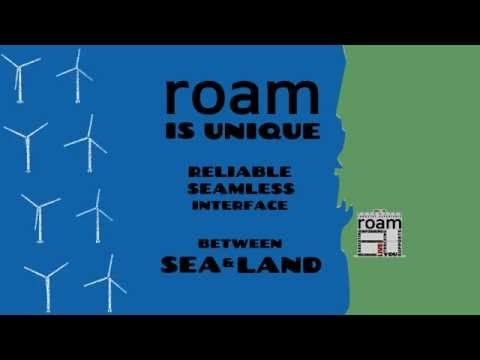 ROAM - Asset Management and Tracking for Offshore Construction, Drilling and Maintanance Crews
