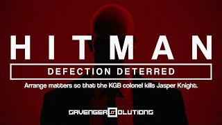 HITMAN | Detection Deterred Trophy Guide - Colonel Kills - ICA FACILITY | PS4
