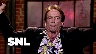 Monologue: Robin Williams on Ronald Reagan and Televangelists - SNL