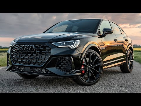 Hot 2021 Audi Rsq3 Sportback Murdered Out Mini Urus Better Than The Rs3 In Detail Youtube