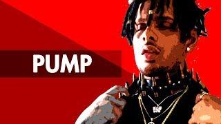 """PUMP"" Dark Trap Beat Instrumental 2018 | Hard Brutal Rap Hiphop Freestyle Trap Type Beat | Free DL"