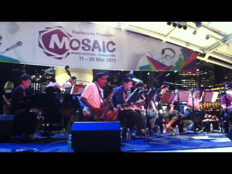 Liberation Music Orchestra (rehearsal with Alan Broadbent)