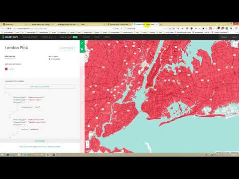 How To Use Google Map With Different Color | Bangla Tutorial.