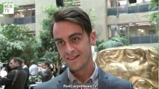 Joseph Gilgun Interview - BAFTA Television Awards 2012