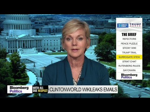 Granholm on WikiLeaks E-Mails: There Isn't Much There