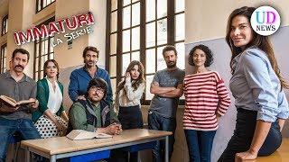 Immaturi La Serie: il cast e la trama