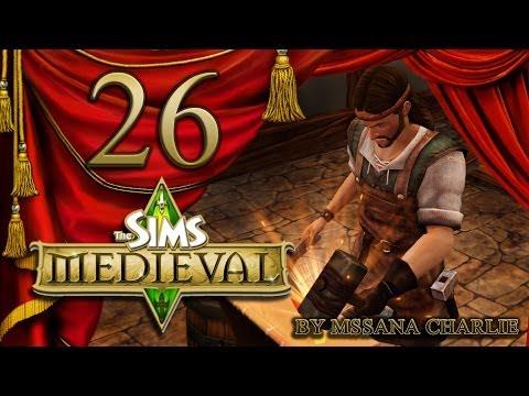 "The Sims Medieval #26 - Квест ""Острие меча"" Часть 2"