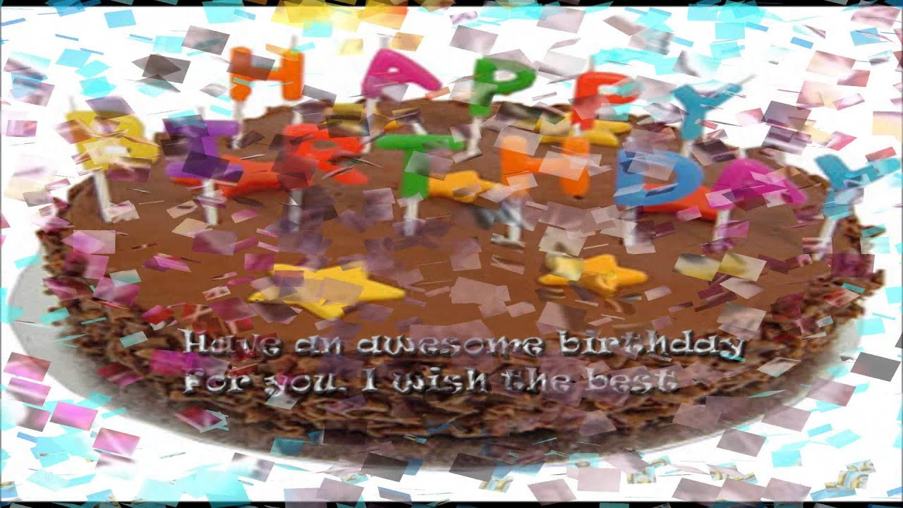 happy birthday wishes to best friend youtube