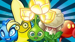 THE 5 MOST OVERPOWERED PLANTS IN PLANTS VS ZOMBIES 2 Video