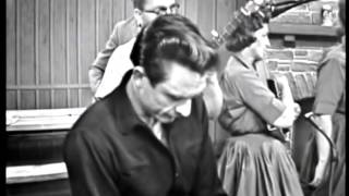 Were You There When They Crucified My Lord - Johnny Cash - Live TV performance 1962