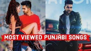Top 20 Most Viewed Punjabi Songs On YouTube Of All Time