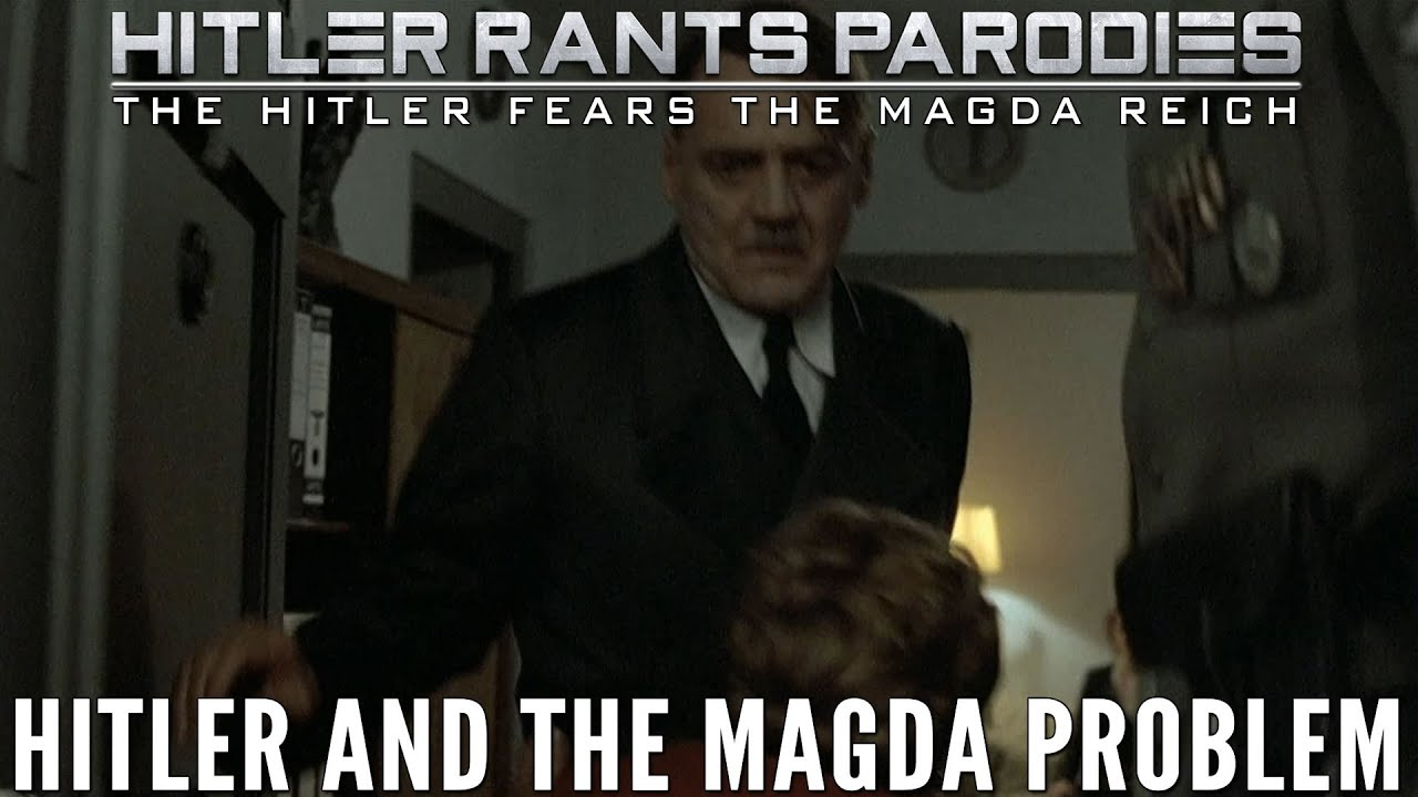 Hitler and the Magda problem