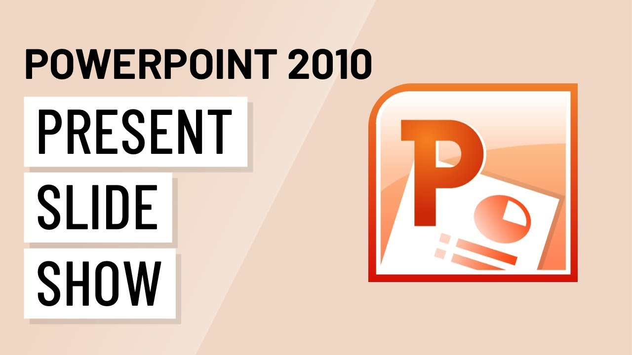 How to Turn a Presentation into a Video in Powerpoint 2010